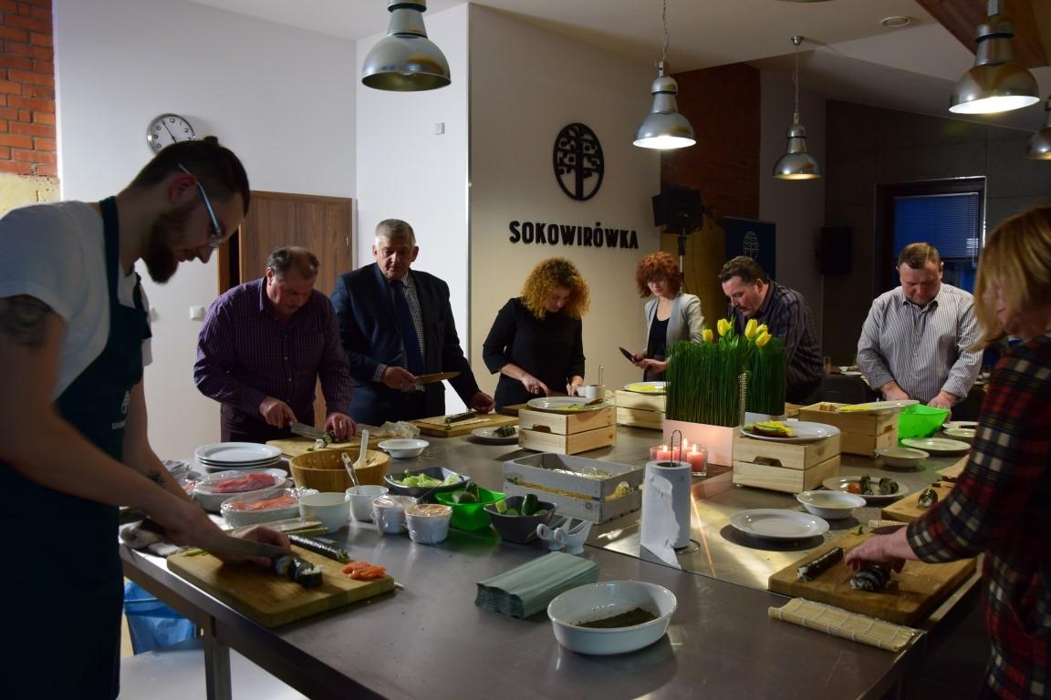 SOKOWIRÓWKA STUDIO KULINARNE W NASZYM REGIONIE | LGD